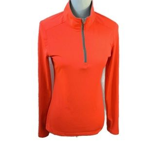 Danskin Neon Yoga Workout 3/4 Zipper Jacket